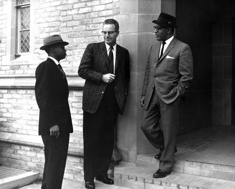 Ellis Green, Richard Copeland, and David Shipley, 1960